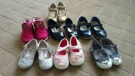 Girls shoes size 7 Reduced price