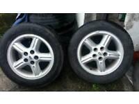 Disco 2 / p38 18 inch alloy wheels