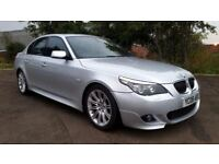 2008 BMW 525D M SPORT AUTO LCI FULL SERVICE HISTORY EXCELLENT EXAMPLE FINANCE AVAILABLE