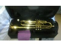 brand new trumpet