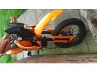 Pulse adreniline supermoto 125cc