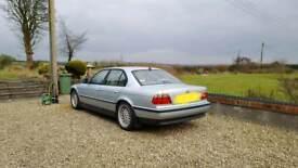 BMW 740I SPORT RARE