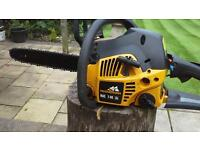 Mcculloch petrol chainsaw in excellent condition