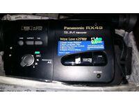 Panasonic Slim Palmcorder