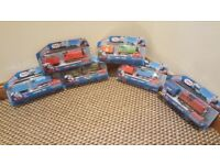 ***Thomas the tank trackmaster trains****