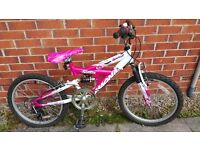 """20"""" bike for girls in great condition"""