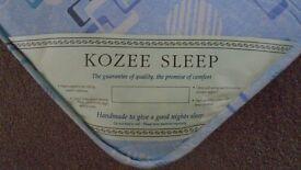 Kozee Sleep Medium Open Coil sprung 3' Single Mattress