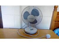 """Desk Fan 9"""" fan HYCO"""