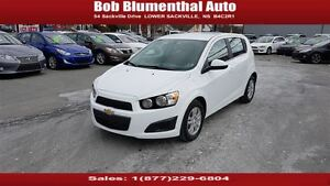 2016 Chevrolet Sonic LT Auto Turbo ($48 weekly, 0 down, all-in,