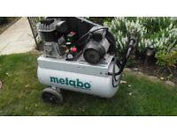 metabo mega 490/50w compressor