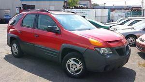 2001 Pontiac Aztek -