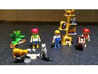Playmobil Cat Sets (Complete)