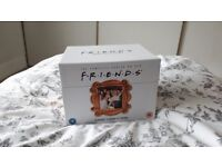 Friends Series 1-10 15th Anniversary Collectors Edition - Excellent Condition Like New