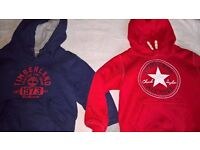 Kids Timberland and Converse tracksuit Hoodies