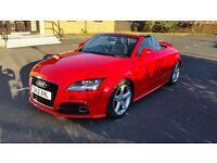 Audi tt 18 tfsi roadster