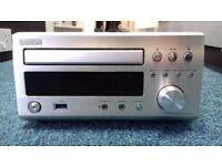Denon RCD-M37 CD Receiver inc Cables, Manual