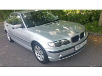 03 BMW 316 .. very tidy with full service history (take a l@@k)