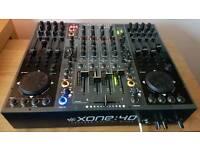 Allen and Heath xone 4D Professional mixer
