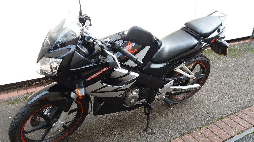 For sale Honda CBR 125cc