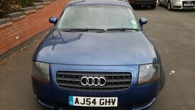 PRICE REDUCED ... MUST SELL by FRI 26 MAY, Audi TT 1.8i, 1 owner from new, 107k