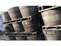 ❌SALE❌ £17.50 Barrel Planters