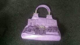 Brand new purple bag