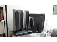 Panasonic Blue Ray home theatre system