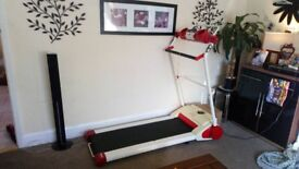 Carl lewis treadmill