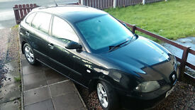 Seat Ibiza 1,2 petrol FSH 76300miles