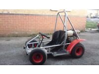 GX 140CC HONDA KID PETROL GO KART BUGGY OFF ROAD