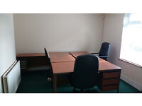 Furnished Office For Rent In Purewell, Christchurch - Available From 13th March 2017