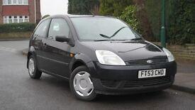 2004 Ford Fiesta VERY Long MOT 11 Months drives well ideal run about £475 BARGAIN!!!