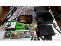 Xbox one 500gig package