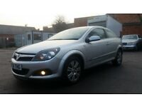 **LONG MOT** 2008 VAUXHALL ASTRA 1.6i DESIGN SPORT 3 DOOR HATCHBACK **RECENT SERVICE+AMAZING DRIVE**