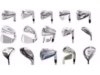 Wholesale & Job Lot 277 Assorted Mizuno Golf Clubs Irons, Driver, Fairway Wood
