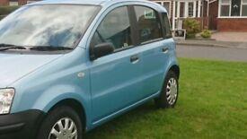 Fiat, PANDA, Hatchback, 2005, Manual, 1108 (cc), 5 doors