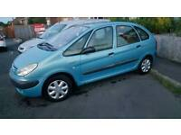 Citreon picasso 1.8 petrol £500