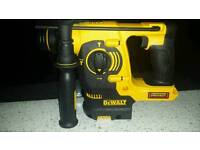 New DCH253M2 18 Volt XR Cordless Lithium Ion SDS+ 3-Mode Dedicated Rotary Hammer Drill