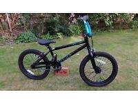 Mongoose Program 18 inch wheel 2013 BMX Bike