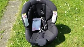Graco 2nd stage car seat unisex no accidents