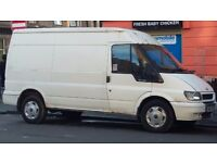 Van for sale - Low mileage