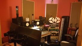 Music production / rehearsal studio for monthly rent BN41 PORTSLADE