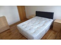 FURNISHED TWO BED (ONE DOUBLE & ONE SMALL DOUBLE) NEAR OVAL AND DENMARK HILL STATION (SE5)