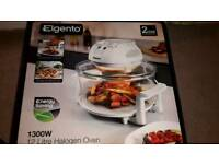 Elgento halogen oven new