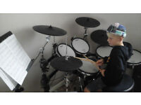 DRUM LESSONS - DRUM TUITION - LEARN DRUMS