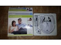 Lindam baby heartbeat monitor boxed with manual