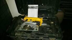 Dewalt cordless rip saw skill saw circular saw