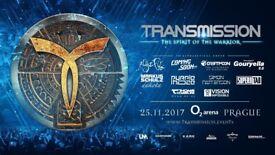 Transmission Festival Ticket - Prague