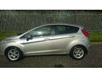 2012 Ford Fiesta 1.2 Zetec, city pack