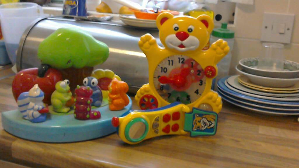 Kiddies toys ideal for christmas 3 for £2.